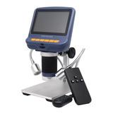 Microscopio Digital Andonstar Ad106s 1080p Usb Lcd 4,3