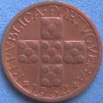 Portugal 20 Centavos 1952. Spg