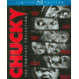 Blu-ray Chucky The Complete Collection / Incluye 6 Films