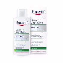 Eucerin Dermocapillaire Gel Shampoo Anti Caspa Grasa Alivia