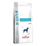 Alimento Royal Canin Veterinary Diet Canine Hypoallergenic (dr 21) Perro Todos Los Tamaños 10kg