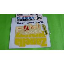 Kit Calcos Zanella Pocket (529165) Morón