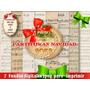 7 Fondos Navidad Partituras Musicales Pentagramas Decoupage