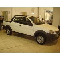 Fiat Strada Working Doble Cabina Rapida Entrega