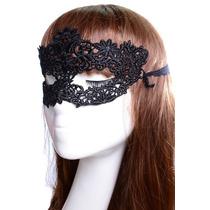 Antifaz De Diseño De Tela Mascara Halloween Antifaces