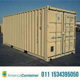 Contenedores Maritimos Usados Containers  20.