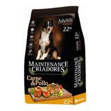 Alimento Maintenance Criadores Perro Adulto Carne/pollo 22kg