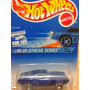 Hot Wheels Blue Streak Series #1 Of 4 Cars