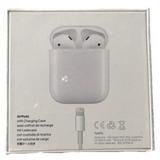 AirPods Apple Original Auricular Inalambrico Bluetooth Caja