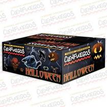 Torta Halloween - Pirotecnia Fuegos Artificiales Cienfuegos