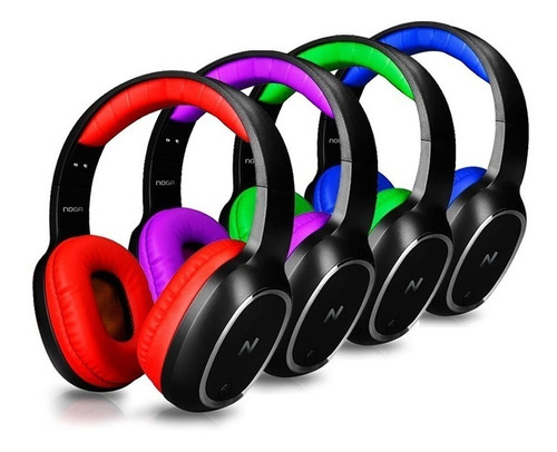 Auriculares Bluetooth Noga Bt469 Manos Libres Pc Notebook