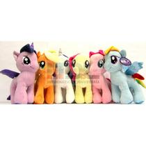 Peluche My Little Pony 26 Cm Pelo Tela Pequeño Pony Original