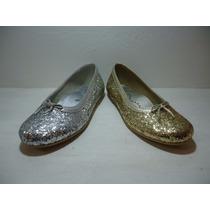 Chatitas Ballerinas Zapatos De Niña Mujer