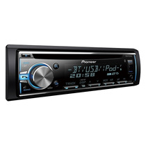 Stereo Pioneer Deh 6800bt Usb Mp3 Cd Bluetooth Am Fm Mixtrax