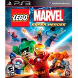 Lego Marvel Super Heroes Ps3 | Digital * Mercadolider *