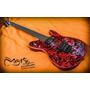 Guitarras 6 Cuerdas (construcción) - Musicman/ibanez/mayones