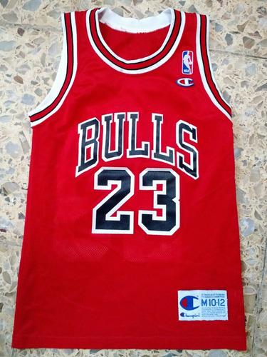 Camiseta Roja De Chicago Bulls Jordan 23 a050aff39cb