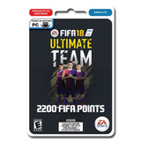 2200 Fifa Points Para Fifa 18 Pc Fut Ultimate Team Origin