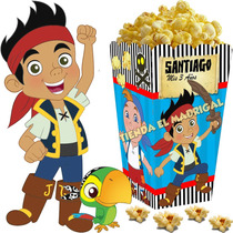 Kit Imprimible Jake Y Los Piratas 100% Editable Promo 2 X 1