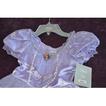 Vestido Princesa Sofia - Disney Store Original - Usa