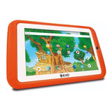Tablet Exo Wave I007 Kids Niños Android 8.1 16gb Anti Golpes