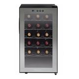 Cava Wine Collection Wc-18 Para 18 Botellas Negra