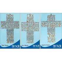 Souvenirs Comunión Bautismos Cruces Fibrofacil Madera 20cm