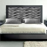 Respaldo Sommier 160cm Diseño - Cabezal Cama - Dormitorio