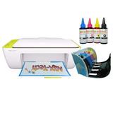 Impresora Hp 2135 + Sistema Continuo Deluxe + Papel + Tinta