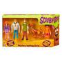 Muñecos Articulados Scooby Doo Set X5 Figuras