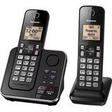 Panasonic Kx-tgc362 Inalambrico Duo Contestador Manos Libres