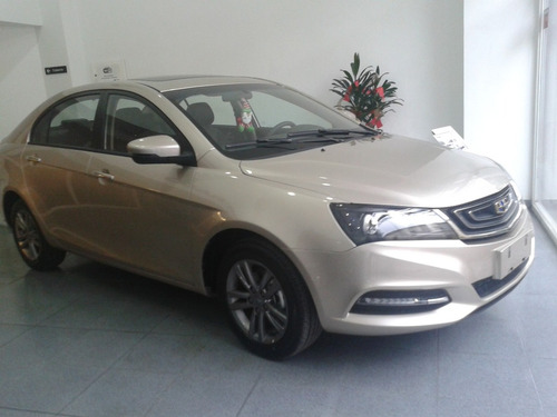 Geely New Emgrand 7 Active 1.8n Aut 2019  Op Contado!! (jv)