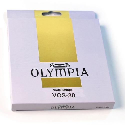 Encordado Para Viola Olympia Vos-30, Envíos.