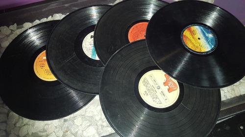 Set 10 Discos De Vinilo Decorativos Sin Tapas En Venta En