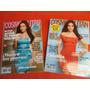 Cosmopolitan 2 Revistas Aniversario Natalia Oreiro Excelente