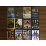 Lote Dvd Originales, Películas Y Documentales