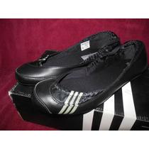 Zapatillas Adidas Ballerinas Adilibria Nuevos De Cuero!