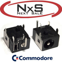 Conector Dc Jack Power Commodore Bangho Bgh Cx - Zona Norte