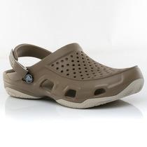 Zuecos Sandalias Swiftwater Clog Crocs Sport 78