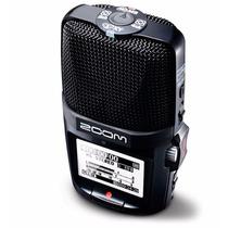 Zoom H2n Grabador Digital Portatil Handy Recorder - Oddity