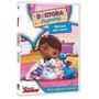 La Doctora Juguetes Dvd Abrazos Que Curan Disney Infantil