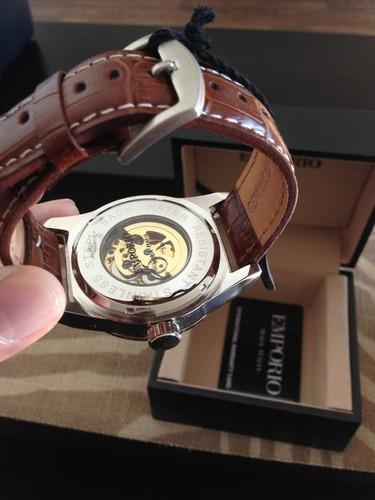 81946dd4106e Reloj Analogico Emporio Moda Italia Carga Con Movimiento -   2999 en ...