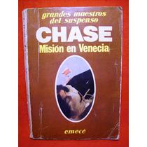 Misión En Venecia James Hadley Chase Editora Emecé Año 1985