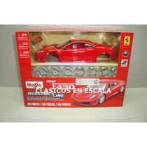 Ferrari F430 Supercar - Para Armar - Maisto 1/24