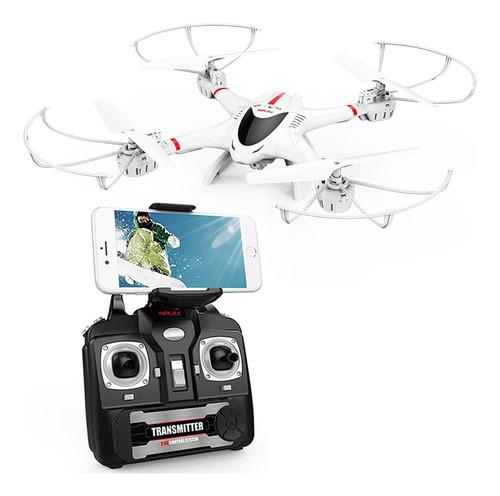 Drone A Radio Control Remoto Rc Camara Video En Vivo Hd 720p