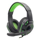 Auricular Gamer Headset P/ Ps4 Playstation 4 Microfono P4 Conexión Directa Al Joystick Sin Adaptadores. Amitosai