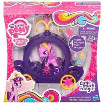 Carroza My Little Pony Cutiemark Princesa Sparkle Punto Bebe