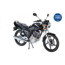 Moto Suzuki En 125 2a Full 2016 Consulte Contado Gtia 2años