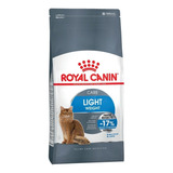 Alimento Royal Canin Feline Care Nutrition Light Gato Adulto Mix 7.5kg