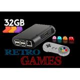 Consola Retro Original - Arcade 32 Gb Envio Gratis